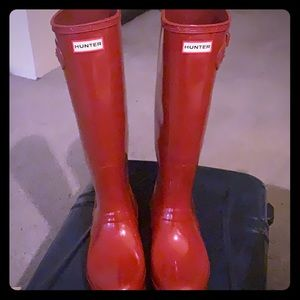 Like New Hunter Boots
